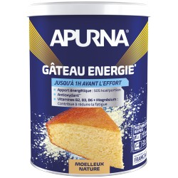 Gâteau Energie Moelleux Nature