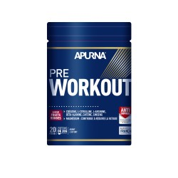 Pre-Workout Fruits Rouges - 420g