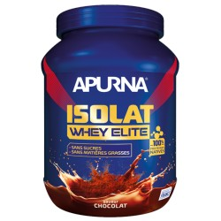 Isolat Whey Élite Chocolat - 100% Native